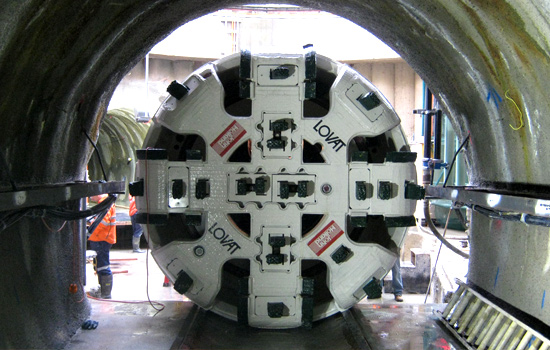 Launch chamber