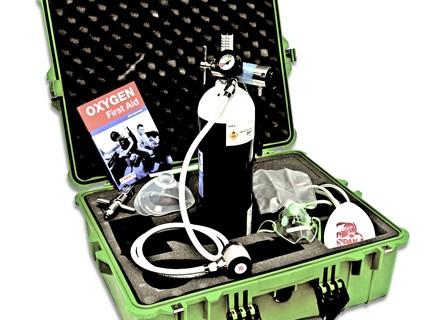 Intervention-oxygen-kit